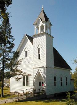 East Raymond Chapel, 394 Webbs Mills Road (Rte. 85), Raymond. ME 04071