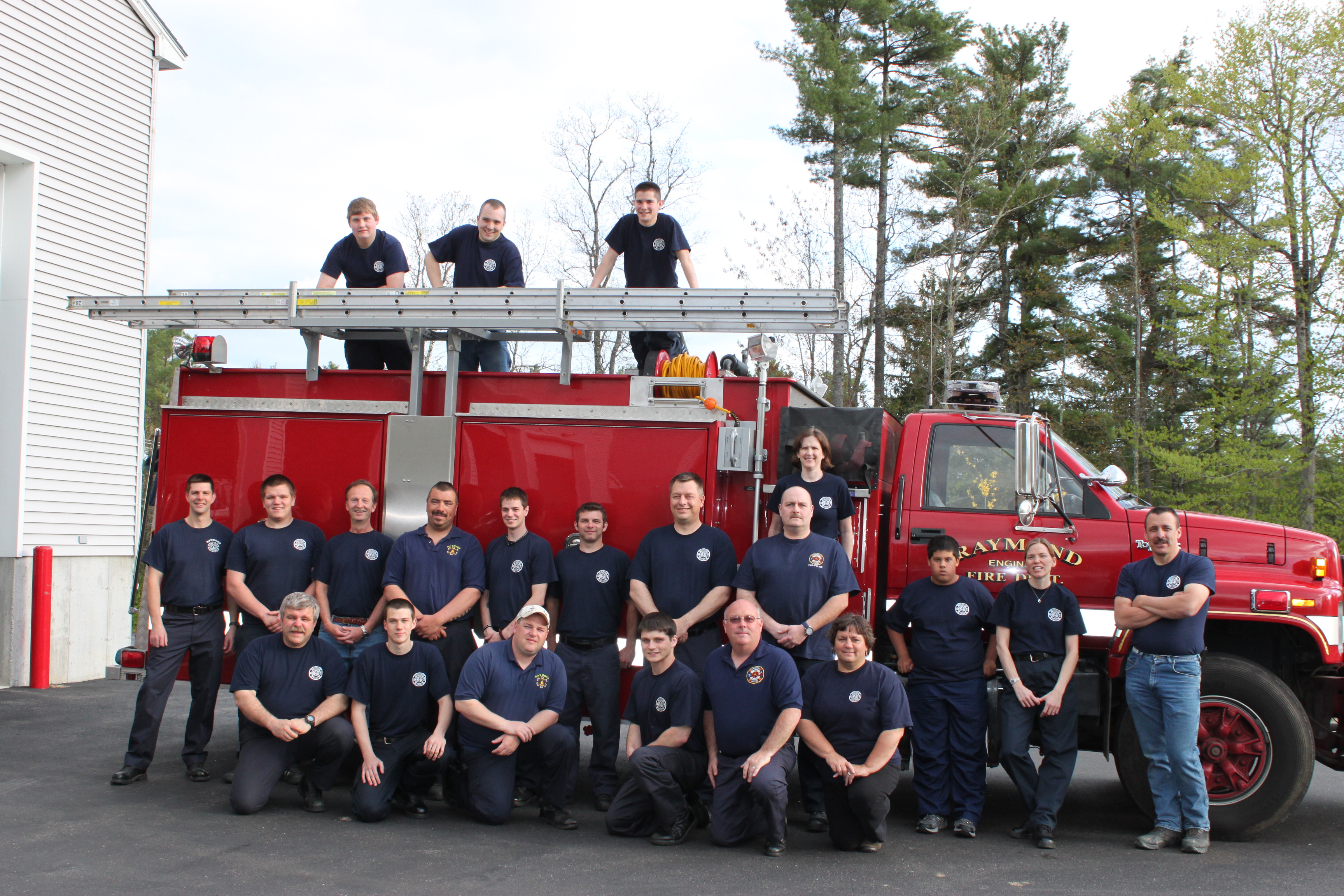 Fire and Rescue | Town of Raymond, Maine