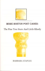 Jacket image of Boston Post Cane book by Barbara Staples