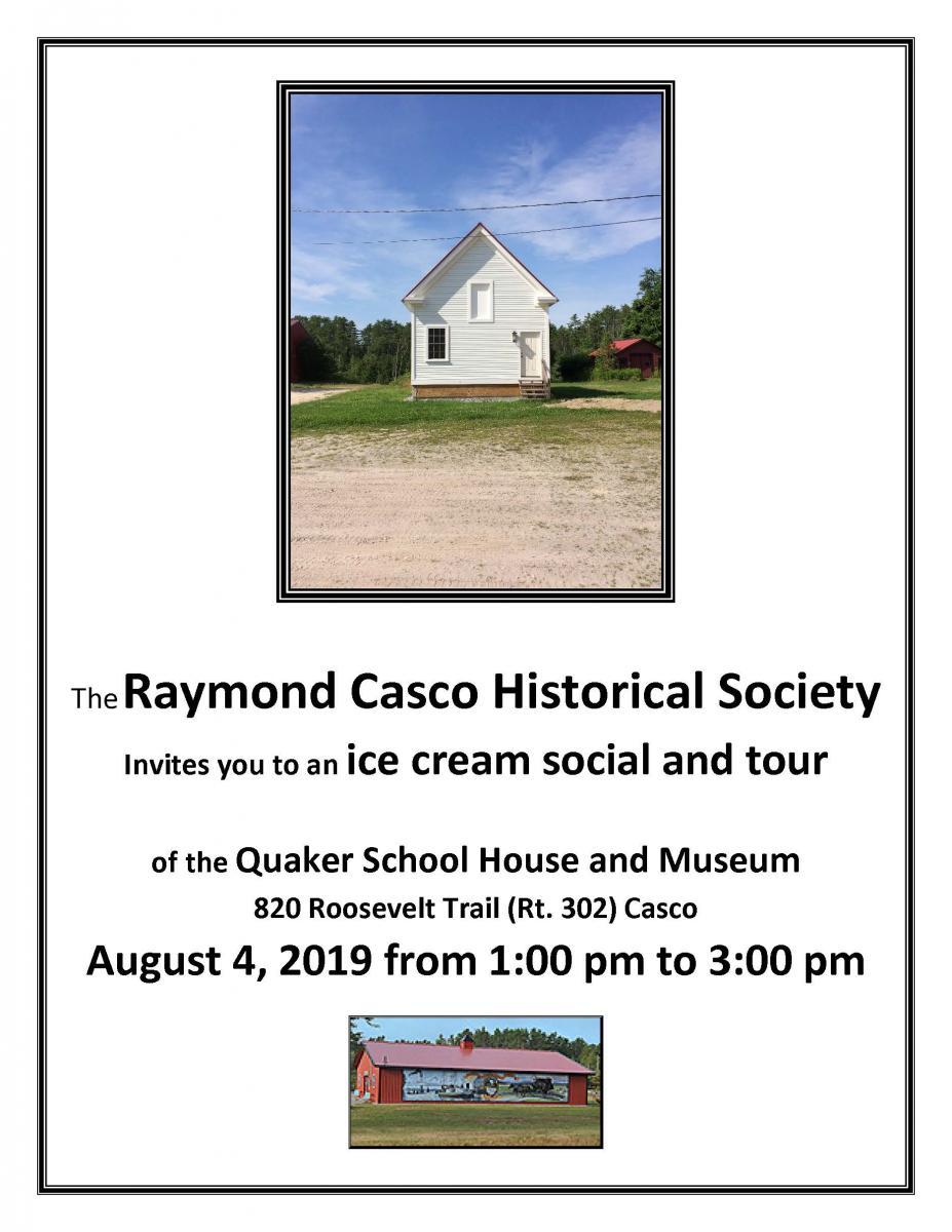 Town of Raymond, Maine | 401 Webbs Mills Road, Raymond, Maine 04071